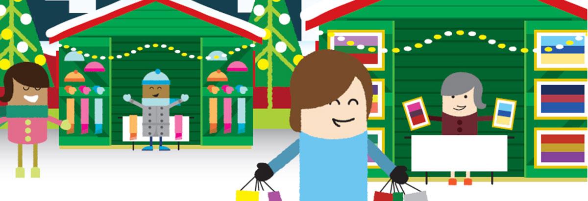Swansea Christmas Market