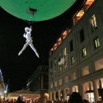 Swansea's Festive Lights Switch On