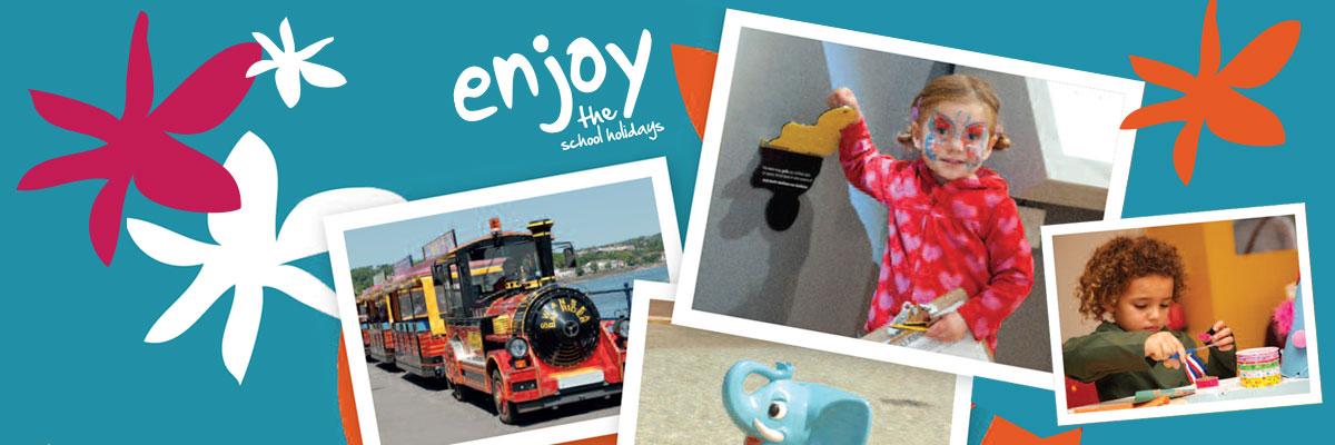 Enjoy Swansea Bay – School Holidays