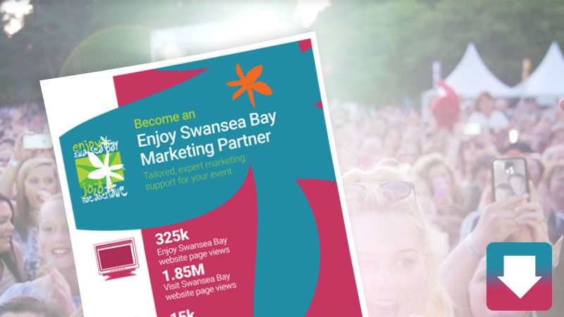 Download our marketing partner package information pack