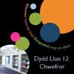 Gwedd newydd i Lyfrgell Townhill