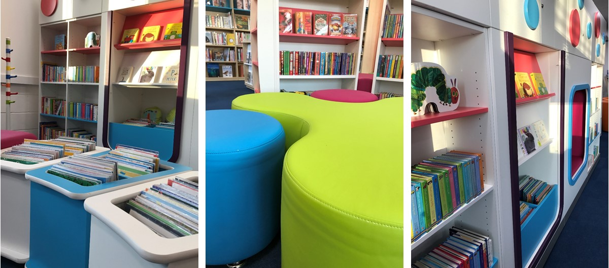 Townhill Library - Children's Area 2