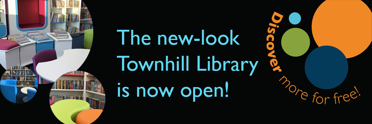 Townhill Library Open English