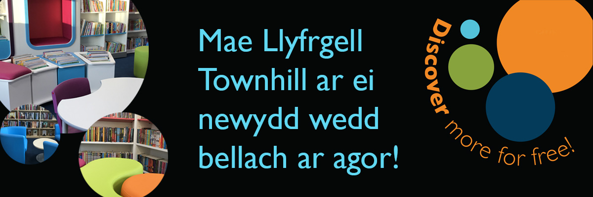 Townhill Library Open Welsh