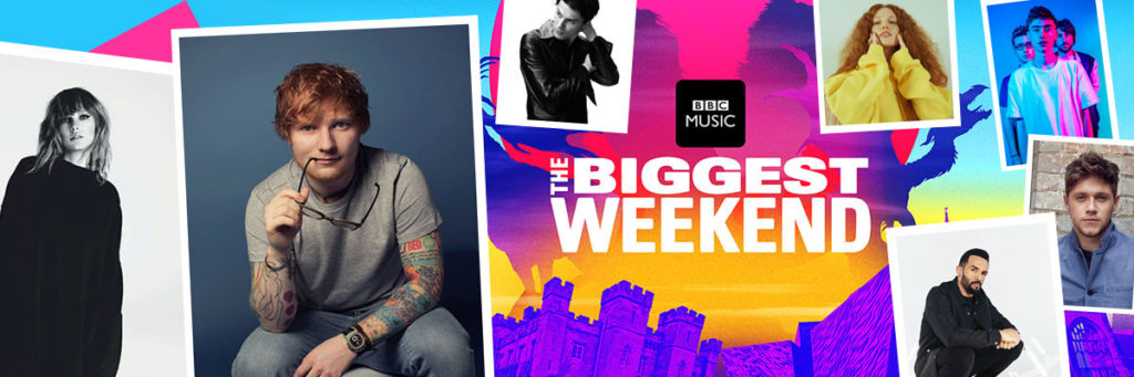 BBC Music's Biggest Weekend - Swansea