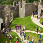 Oystermouth Castle opens its doors for a new season