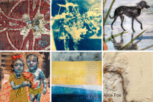 Festival of Stitch Collage 2