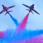 Red Arrows to return!