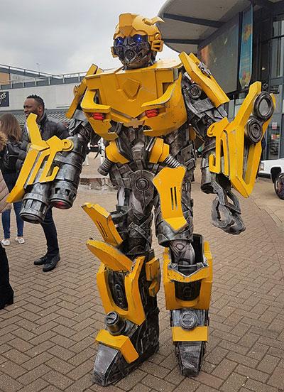 Bumblebee - Transformer