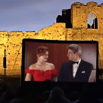 Pretty WOman - Outdoor Cinema at Oystermouth Castle