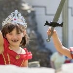 Summer Fun at Oystermouth Castle