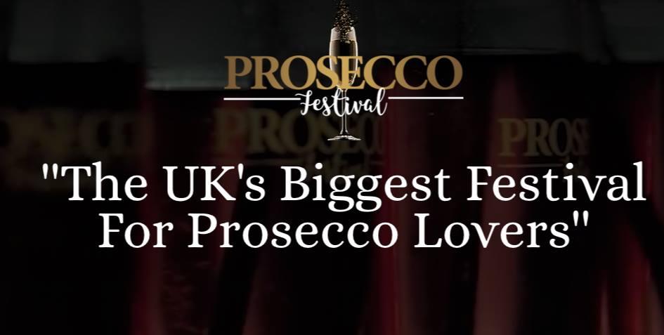 Prosecco festival Christmas special