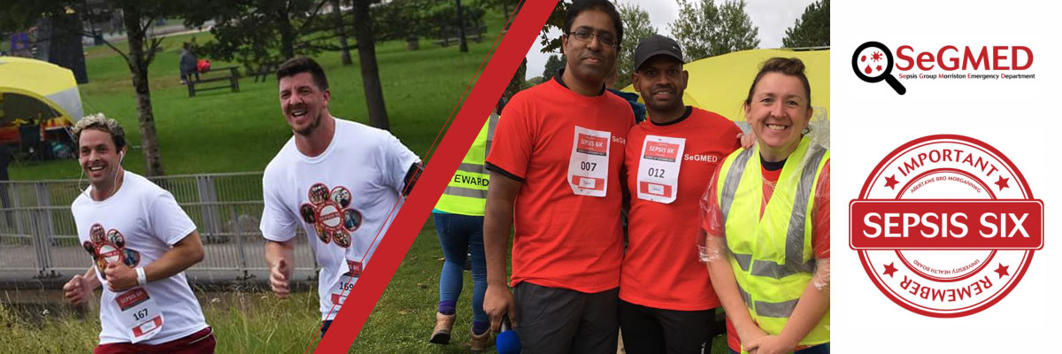 Second Sepsis 6k Charity Run to take place in Swansea
