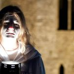 Spooky goings on behind Oystermouth Castle walls