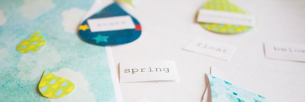 'Here in this spring' Self-led Activities