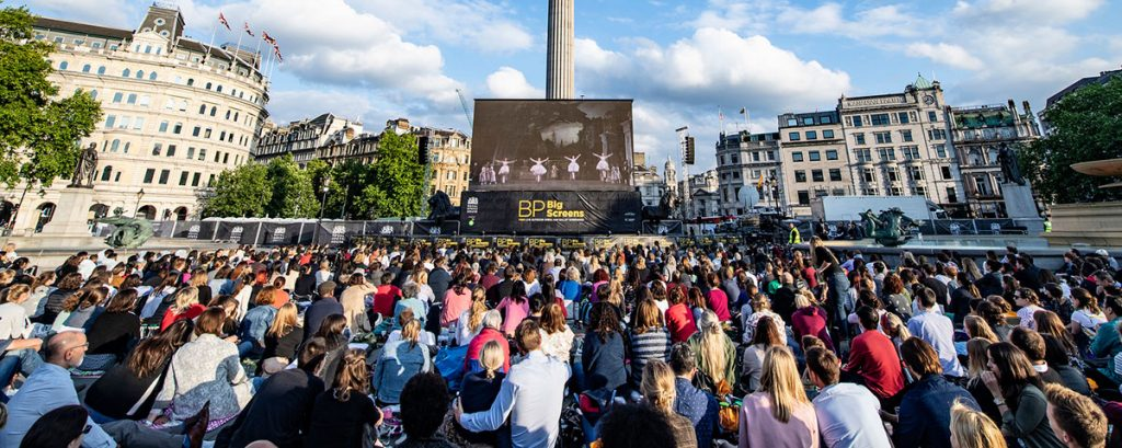 BP Big Screens Swansea 2019
