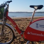Santander Cycles Swansea