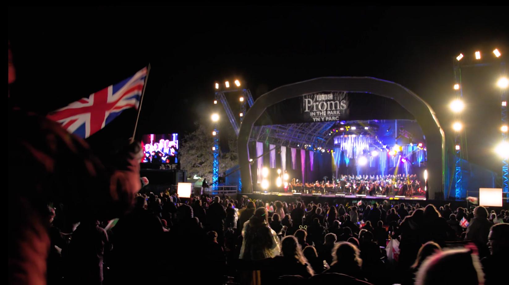 Proms yn y Parc y BBC - Cymru