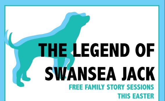 The TRUE Legend of Swansea Jack!: A Creative Writing Workshop with Emily Vanderploeg