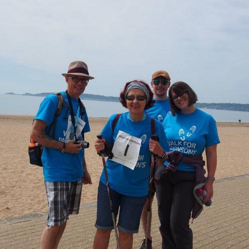 Walk for Parkinson's