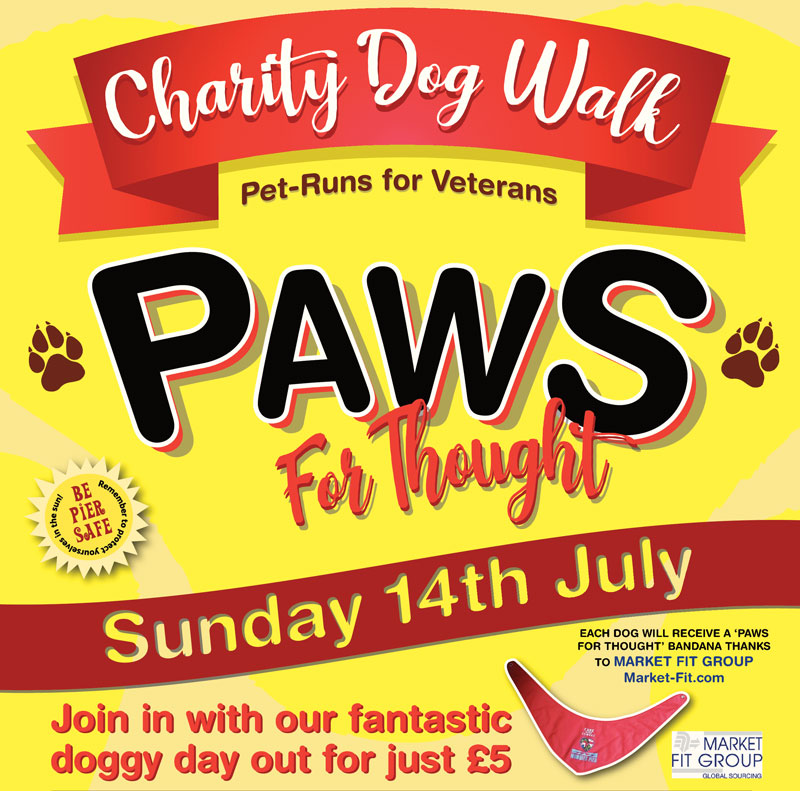 Paws for Thought Charity Dog Walk