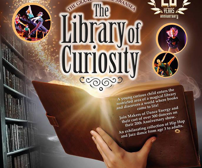 MODE - The Library Of Curiosity