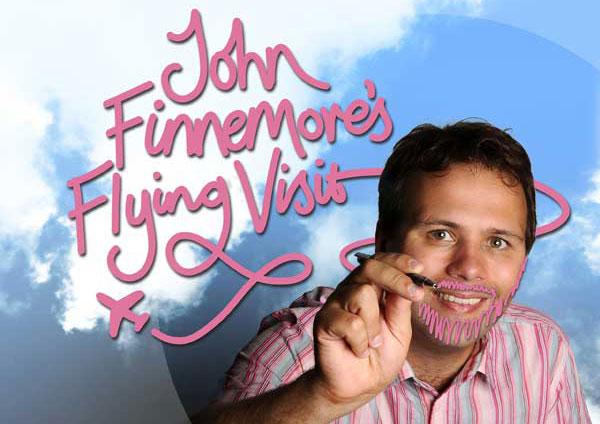 John Finnemore's Flying Visit