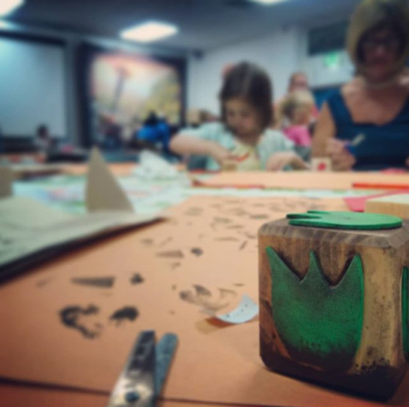 Make a Clay Museum House