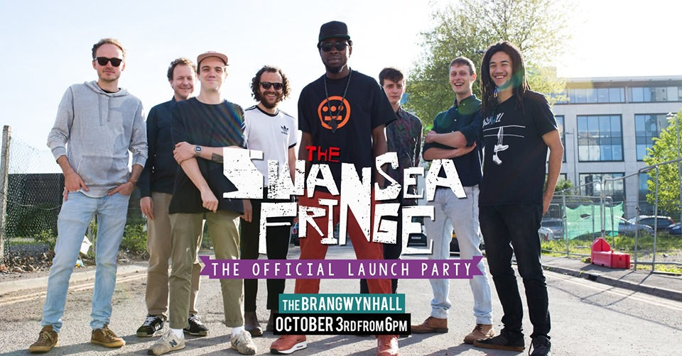 Swansea Fringe Launch Party