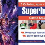 Calling all Superhero fans