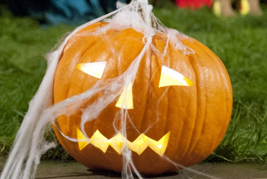 Photo showing halloween events on offer in Swansea