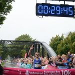 Thousands hit Swansea seafront for annual 10k success