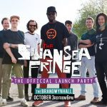 Be part of the Swansea Fringe Launch Party
