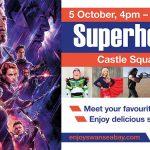 Calling all Superhero fans